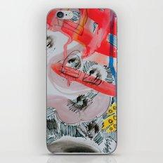 Urban vandals iPhone Skin