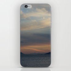 Alaska Sky iPhone & iPod Skin