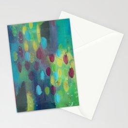 Rainy Day in Wonderland Stationery Cards