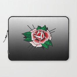 Tattoo Rose Laptop Sleeve