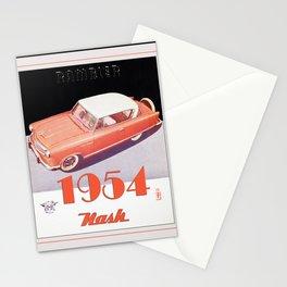 Automotive Art 114 Stationery Cards