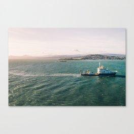 ILV Granuaile Canvas Print