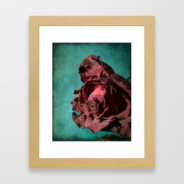 Forever Lovely Framed Art Print