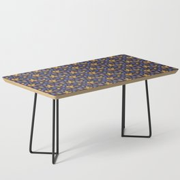 Fall pattern Coffee Table