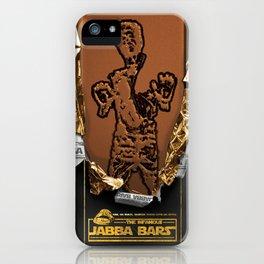 Jabba Bars iPhone Case