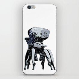 Brainbot White Edition iPhone Skin
