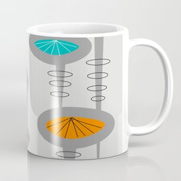 Mid-Century Modern Space Age 2 Coffee Mug
