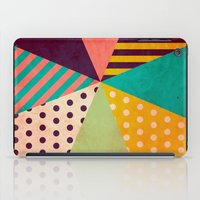 umbrella iPad Cases featuring Umbrella by Louise Machado