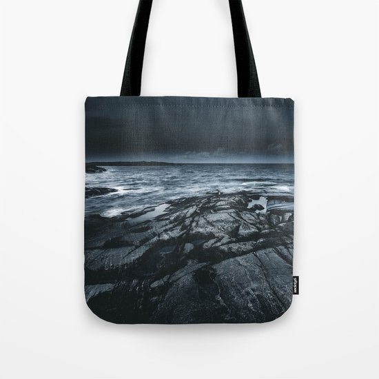 Courted by sirens Tote Bag