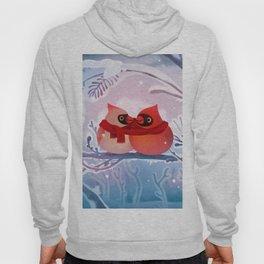 winter lovers Hoody