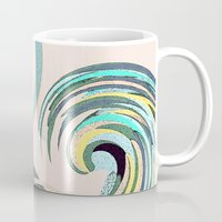 drink Mugs featuring In the Drink by DebS Digs Photo Art