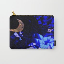 Cosmic Love Vibes Carry-All Pouch