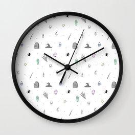 Spoopy AF Wall Clock
