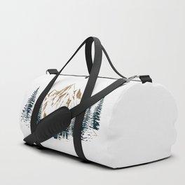 mountain # 4 Duffle Bag