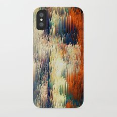 Red Pattern - Seminal Regression - Limited Edition 30 ex. iPhone X Slim Case