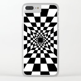 nothing is ordinary Clear iPhone Case