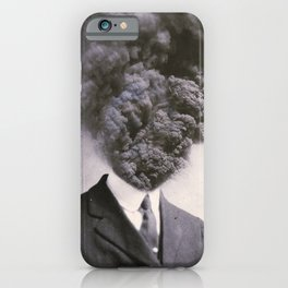 Outburst iPhone Case