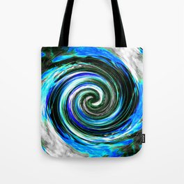 iDeal - Eye of the Storm 03 Tote Bag