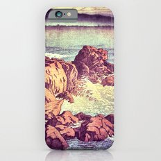 Stopping by the Shore at Uke iPhone 6s Slim Case