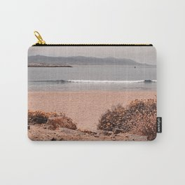 Morro Bay Beach Carry-All Pouch