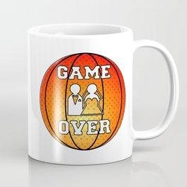 Game Over Funny Husband Coffee Mug