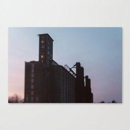 Rust Belt No 716 Canvas Print