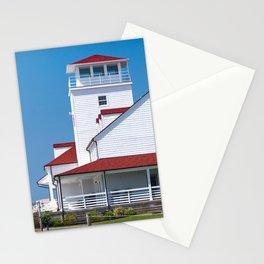 Old Coast Guard Station - Ocracoke Stationery Cards