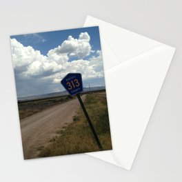 313 Open Road Stationery Cards