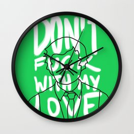 MULTIPLY Wall Clock