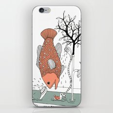 Bathtub iPhone & iPod Skin