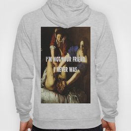 Judith Stopping Holofernes Hoody