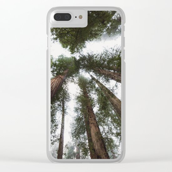 Redwood Portal Clear iPhone Case