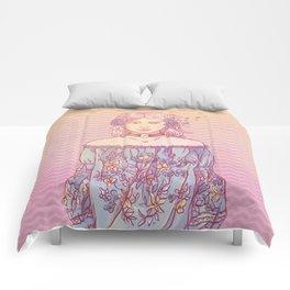 Kikazaru Sister Comforters
