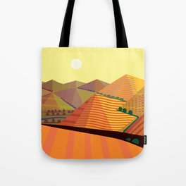 Valle de Guadelupe Tranquilo Tote Bag