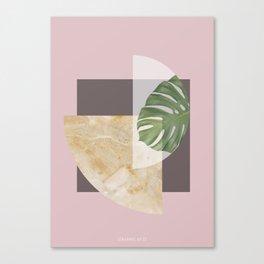 VESTIBULE #1 Canvas Print