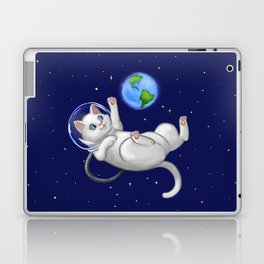 Are You there World? Its Me, Kitteh... Laptop & iPad Skin