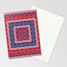 4th Of July 2017 America Stationery Cards