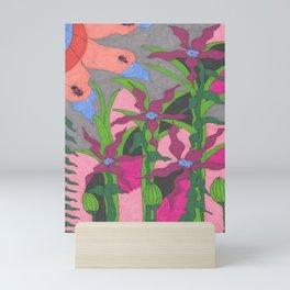 The Garden at Twilight Mini Art Print