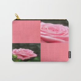 Pink Roses in Anzures 3 Blank Q11F0 Carry-All Pouch