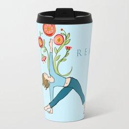 Yoga Girls_Reach_Robin Pickens Travel Mug