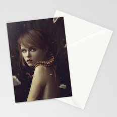 INFECTED ONE Stationery Cards