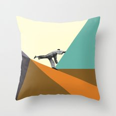 Deconstructing Throw Pillow