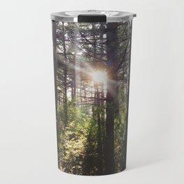 Forest Sun Travel Mug