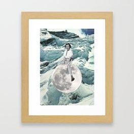 Ezy Rider Framed Art Print