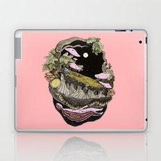 narute pink back Laptop & iPad Skin