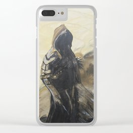 Galen Varwarden - Lord of the Black Sands Clear iPhone Case