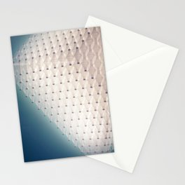 White Glass Stationery Cards