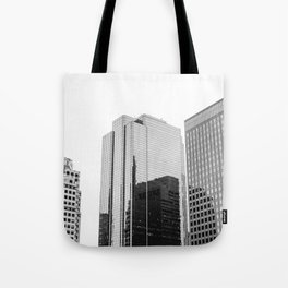 Boston Rooftop Views Tote Bag
