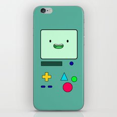 BMO Adventure Time iPhone Skin
