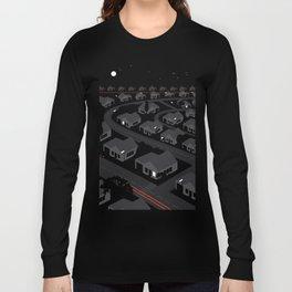 Sub-Urban Night Long Sleeve T-shirt